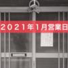 2021年1月のお蕎麦ランチ