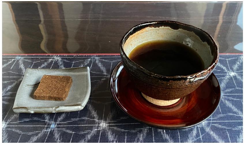 国産無農薬栽培コーヒー 福岡